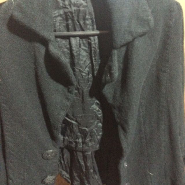 Preloved black blazer