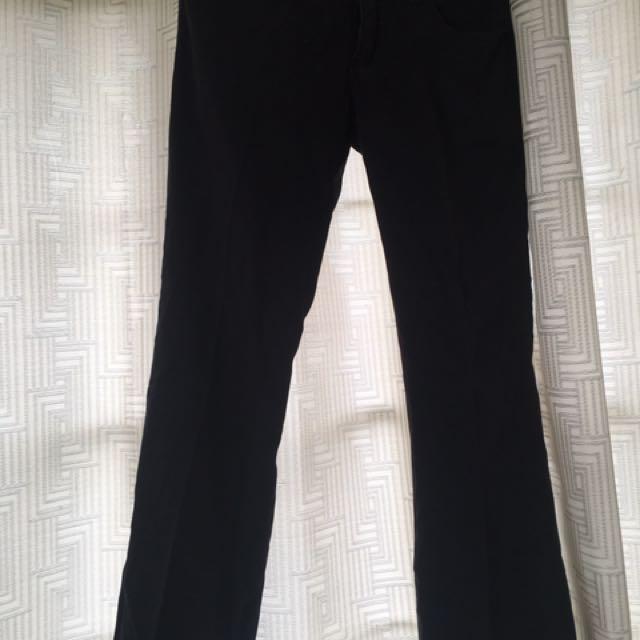 Pre-Loved Bobson black Pants