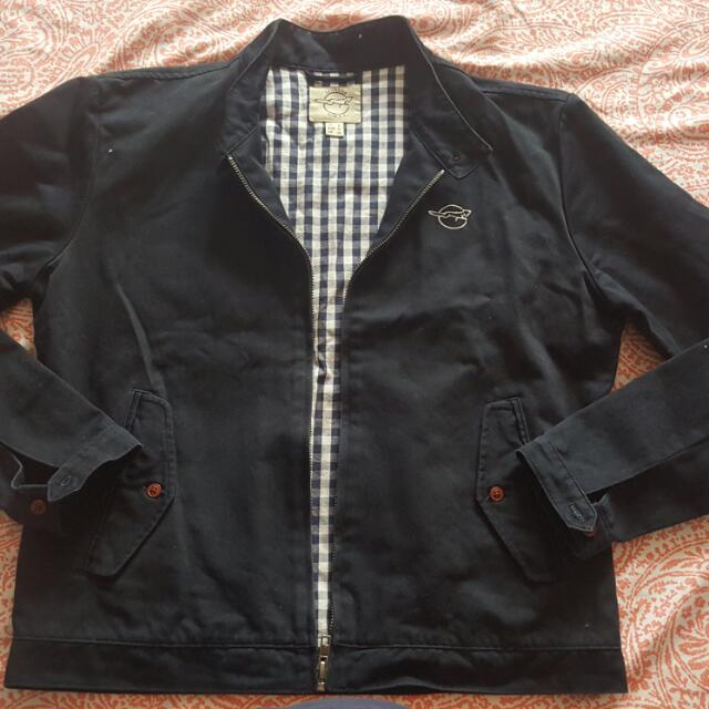 preloved denim jacket