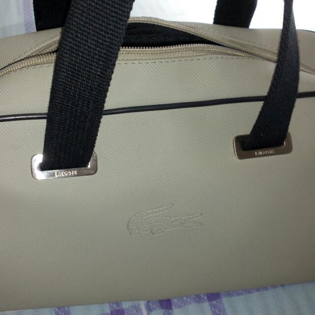 Preloved Lacoste Handbag