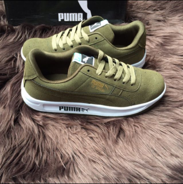 buy popular 2de5a 93787 Puma GV Special Green