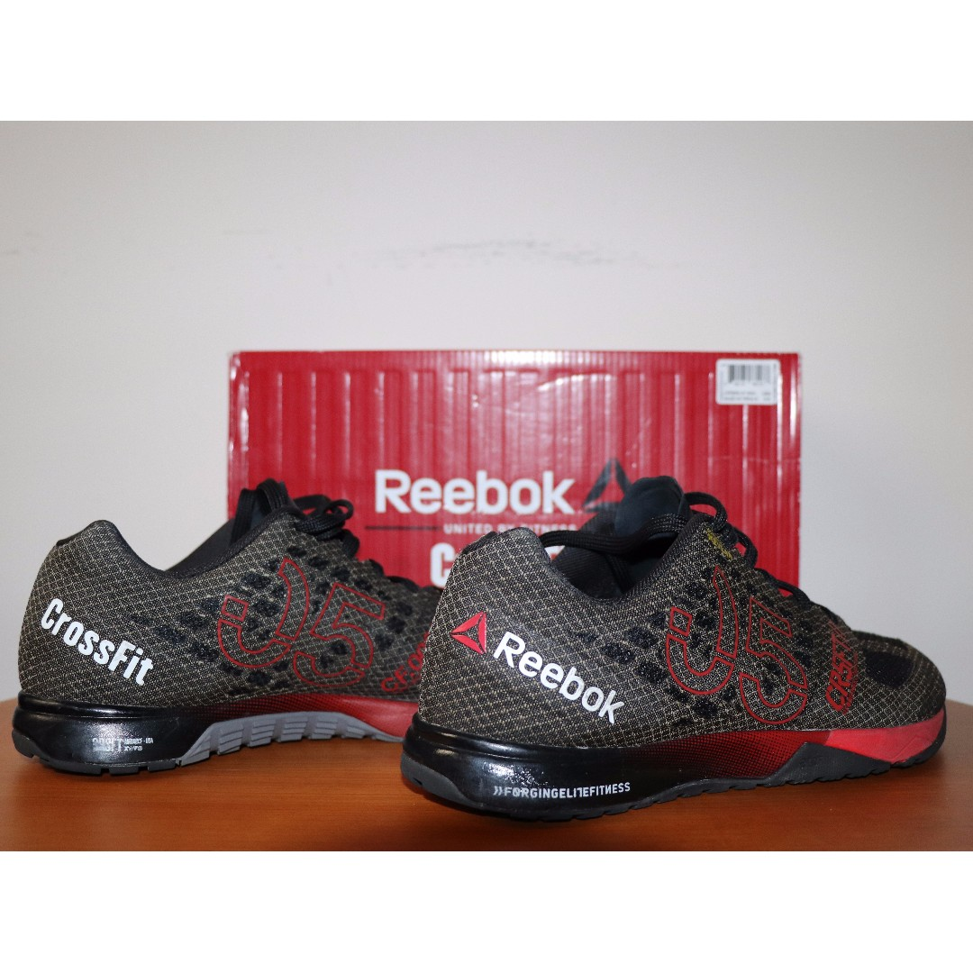 (免運)Reebok Crossfit Nano 5 Training Shoe #二手品牌好鞋