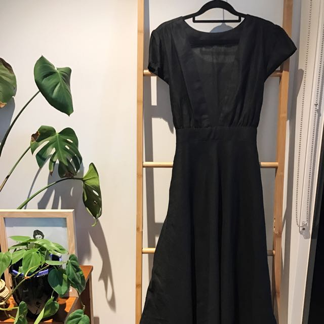 Reformation-style Dress