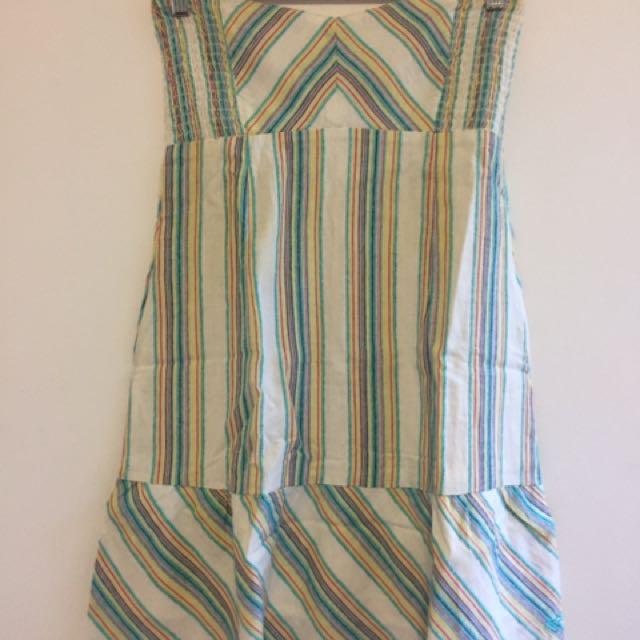 Roxy Beach Dress Size S 8 - Boob Tube Dress