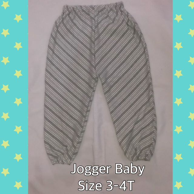 SALE Jogger Baby