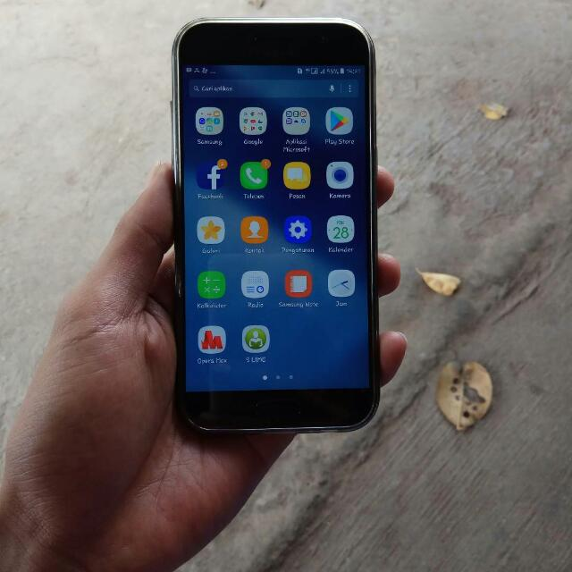 Samsung A5 2017 Garansi TAM Telepon Seluler Tablet Ponsel Android Di Carousell