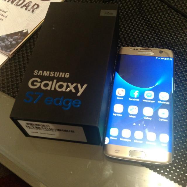 Samsung Galaxy S7 Edge 32Gb.