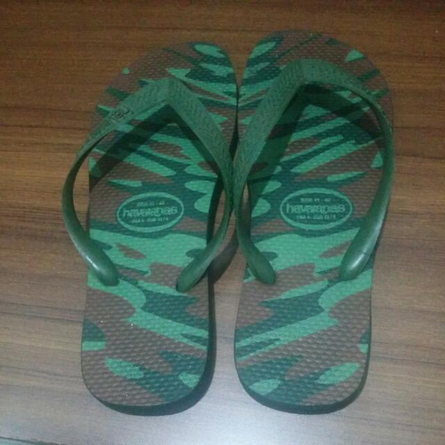 Sandal Havaianas Original Size 41 - 42