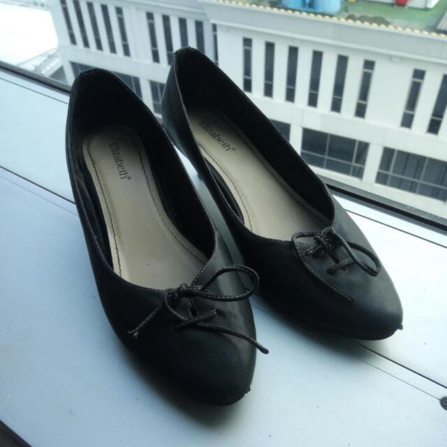 a3fcc997adc1 Sepatu Kerja Elizabeth