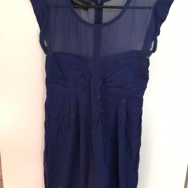 Shakuhachi Dress