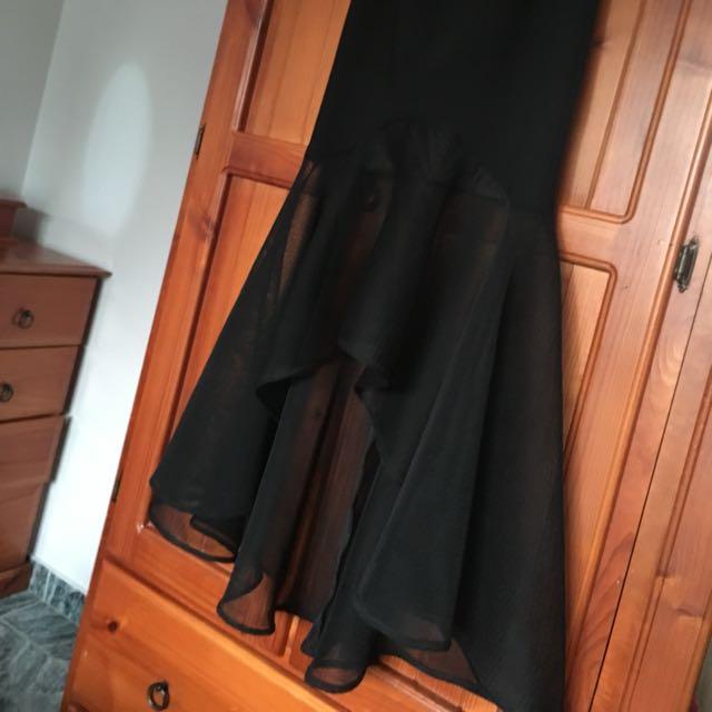Sheike Ruffled Skirt