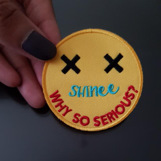 SHINee PATCH (SM SUM OFFICIAL)