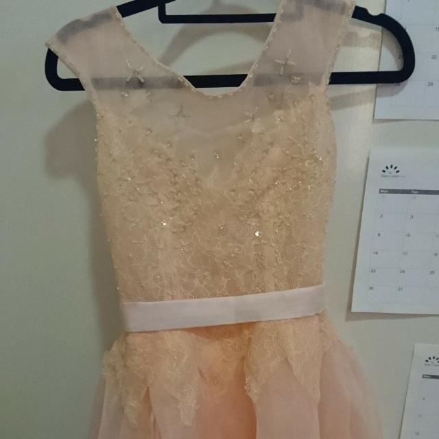 Size 6 Formal Dress