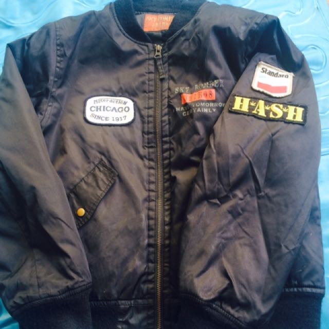Sky Bomber Size S Fit M