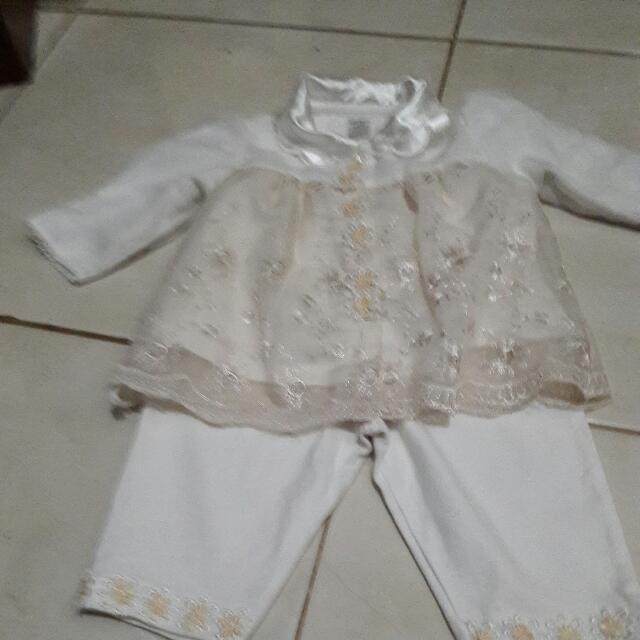 Stelan Muslim Baby 6-9 Bln