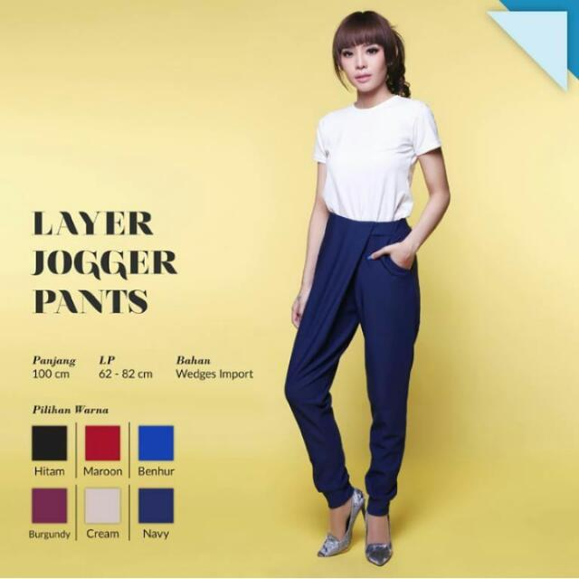 Supersale Layer Joger Pants