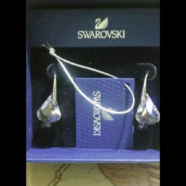 REPRICED! Authentic Swarovski Earrings