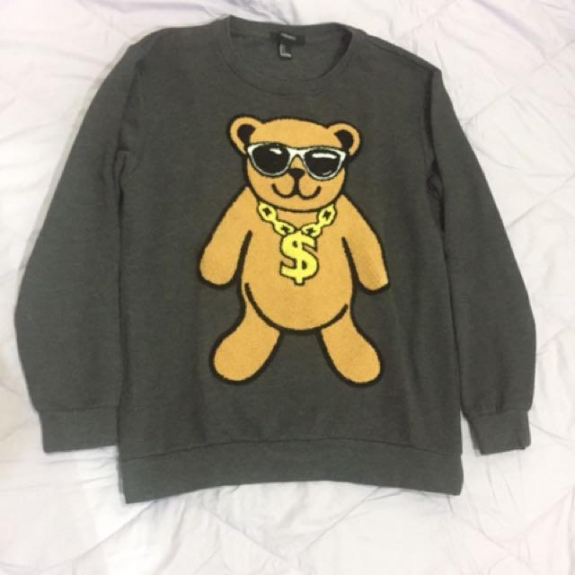Sweater Bear F21