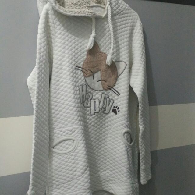 Sweaternya Hangat Ala Korea