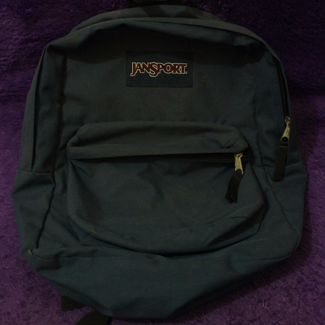 Tas Jansport Navy Second