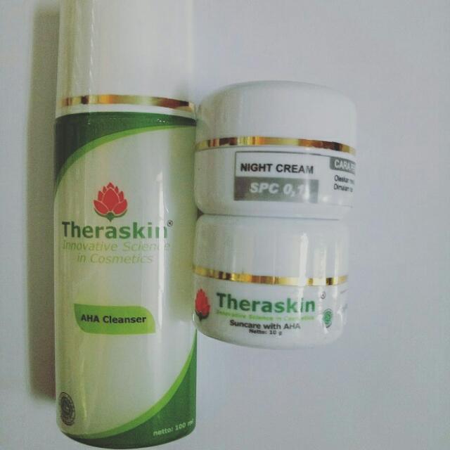 Theraskin Paket Hemat FLEK