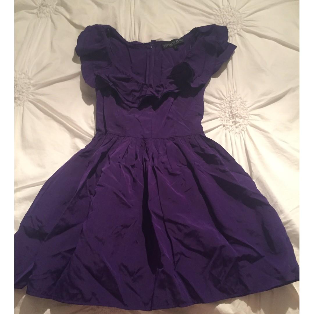 Topshop Petite Dress size 2