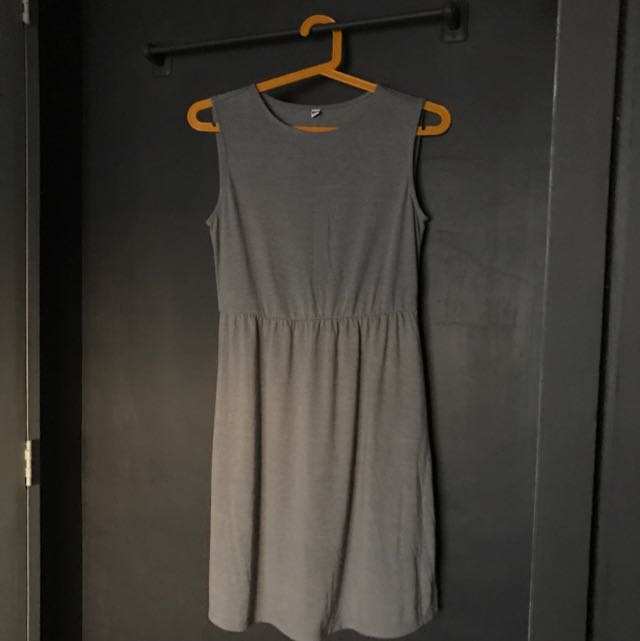 Uniqlo Gray Dress