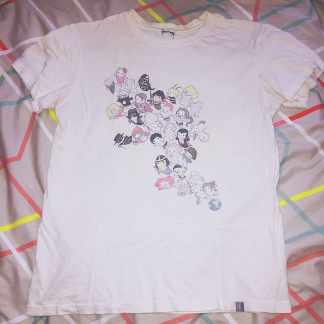 UNISEX Vintage Cartoon Tshirt Size 10-12
