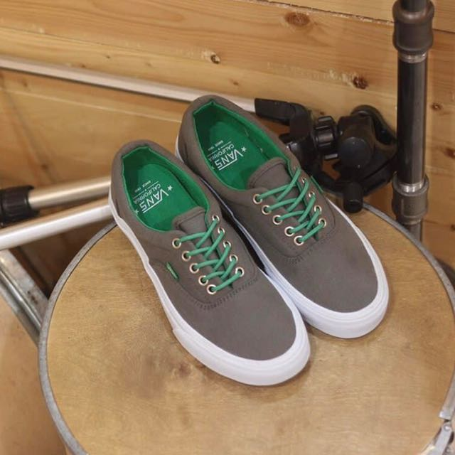 c608699fbc Vans Era California - Grey green