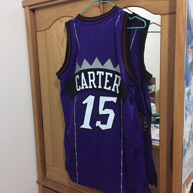 Vince Carter 球衣 Size:M