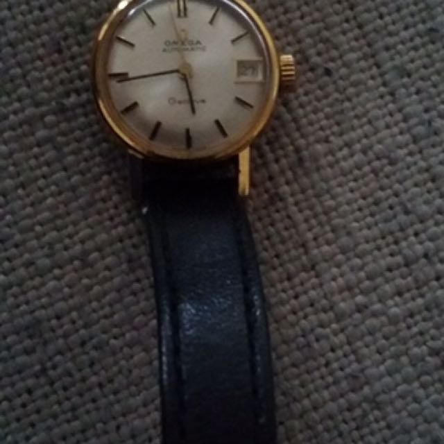 Vintage Omega Watch Woman's