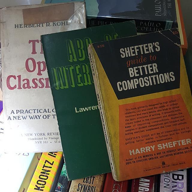 Vintage Self-Help Books