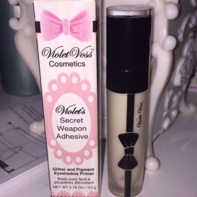 Violet Voss Secret Weapon