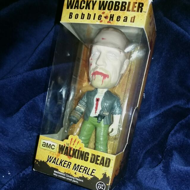 Walking Dead - Walker MERLE collectable