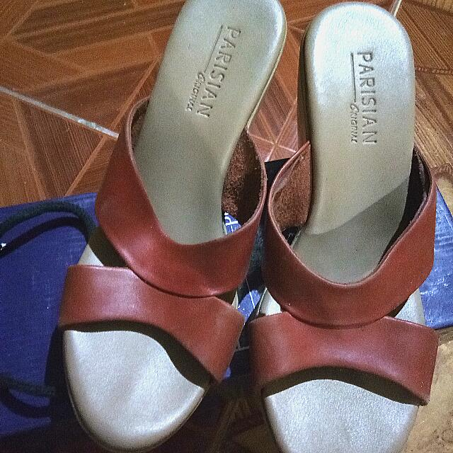 Wedge Parisian Shoes