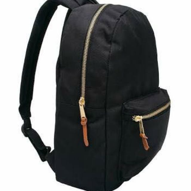 WTB Black Herschel Backpack