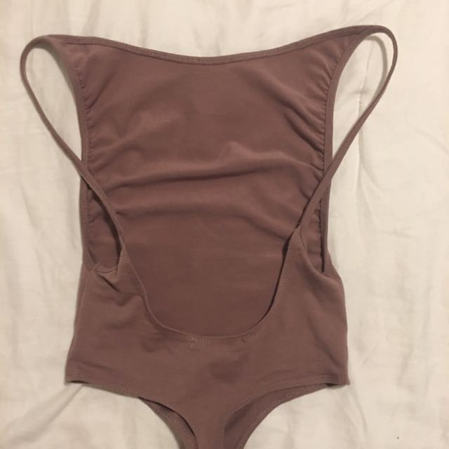Xs Revamped Low Back Boydsuit