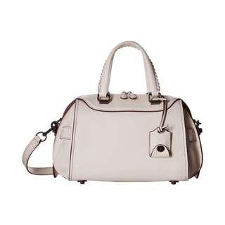 Coach Bag Glovetanned Leather Satchel Handbag Strap