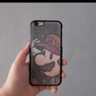 Softcase Character Mario