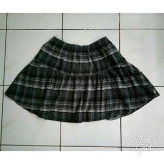Mini Skirt Flanel