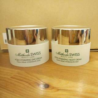 Methode SWISS Aqua Hydrating Day/Night Cream