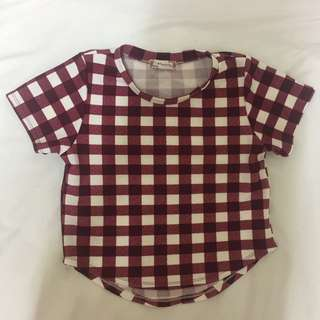 Square shaped top