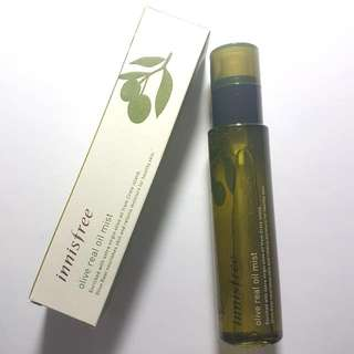 INNISFREE OLIVE REAL OIL FACE MIST