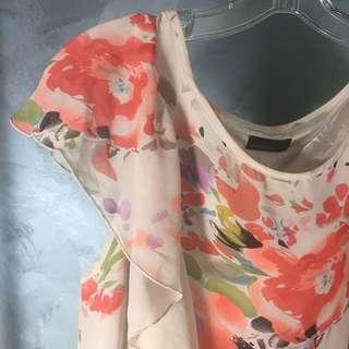 🌺💐🌸🌷🌼Vero Moda Floral Dress