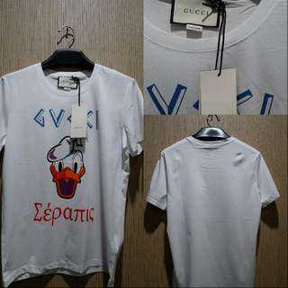 Gucci And Burberry TSHIRT
