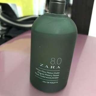 Zara Perfume 8.0 Zara