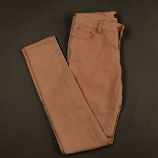 Imported Light Brown Skinny Jeans