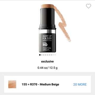 HD Stick Foundation By Make Up Forever