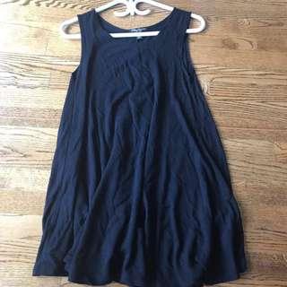 Black Summer Sun Dress