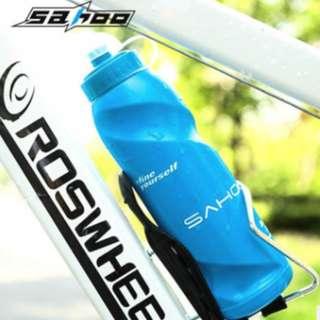 BN Sahoo Roswheel HDPE grade practical bike bottle